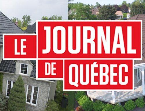 La toiture en métal – Le journal de Québec